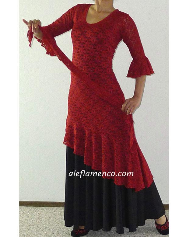 tunic lace